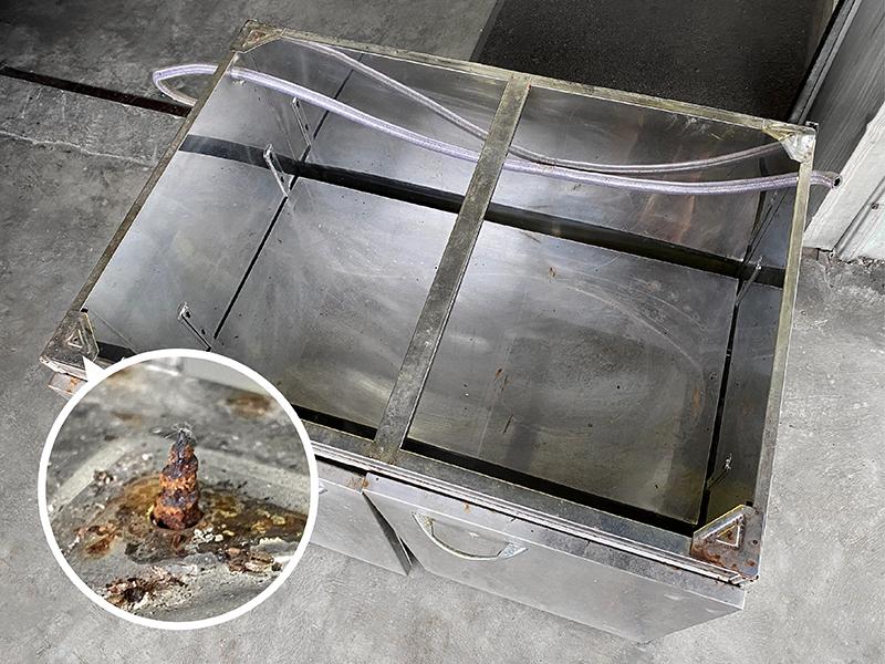 廚房設備汰換-廣昇不鏽鋼設計
